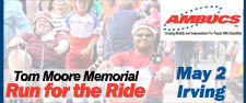 Tom Moore Memorial Run for the Ride